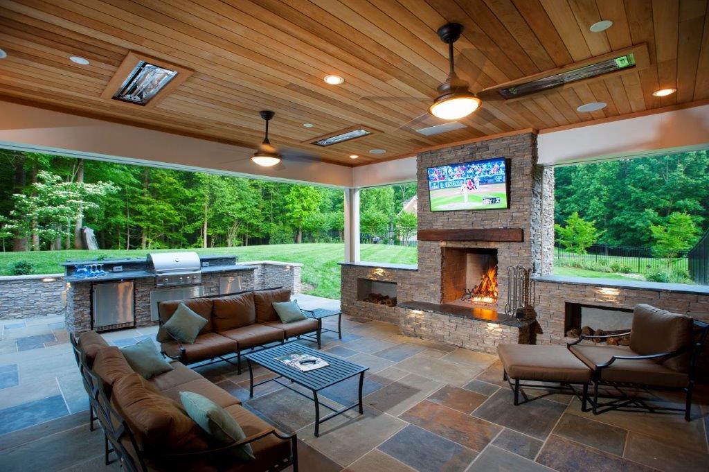 6 Best Methods for Heating Outdoor Spaces in 2017