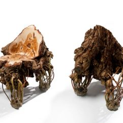 Tree Stump Chairs The Revolving Chair Miami 65 10 Stunning Pieces Of Nature Inspired Home Decor F
