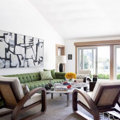 Elle Decor Best Living Rooms Neutral Room A List Meet The Interior Designers Of 2017 Design