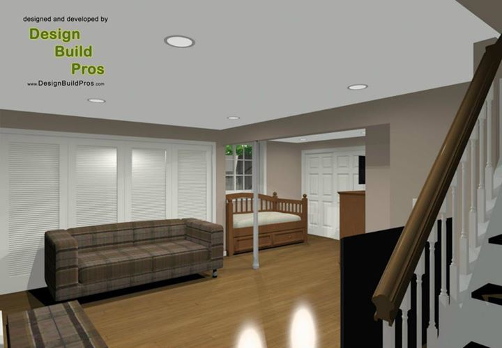 Design Build Planners  Best Monmouth County NJ Basement