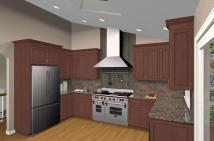Bi Level Home Kitchen Remodel
