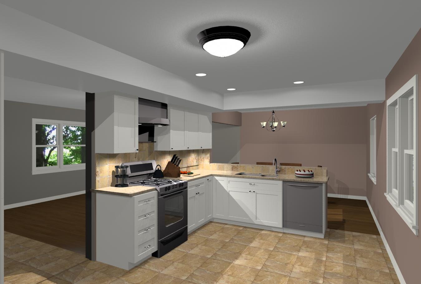 Basic Kitchen Design for Makeover Remodeling  Design