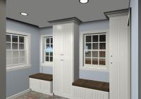 Mud Room and Laundry Room Design Ideas - Design Build Planners