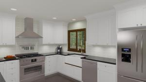 Kitchen And Mud Room Designs In Mercer County, NJ Design