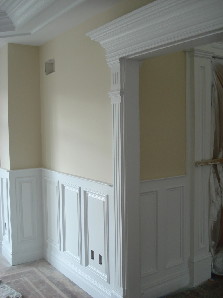 What Is Wainscoting Design Build Planners