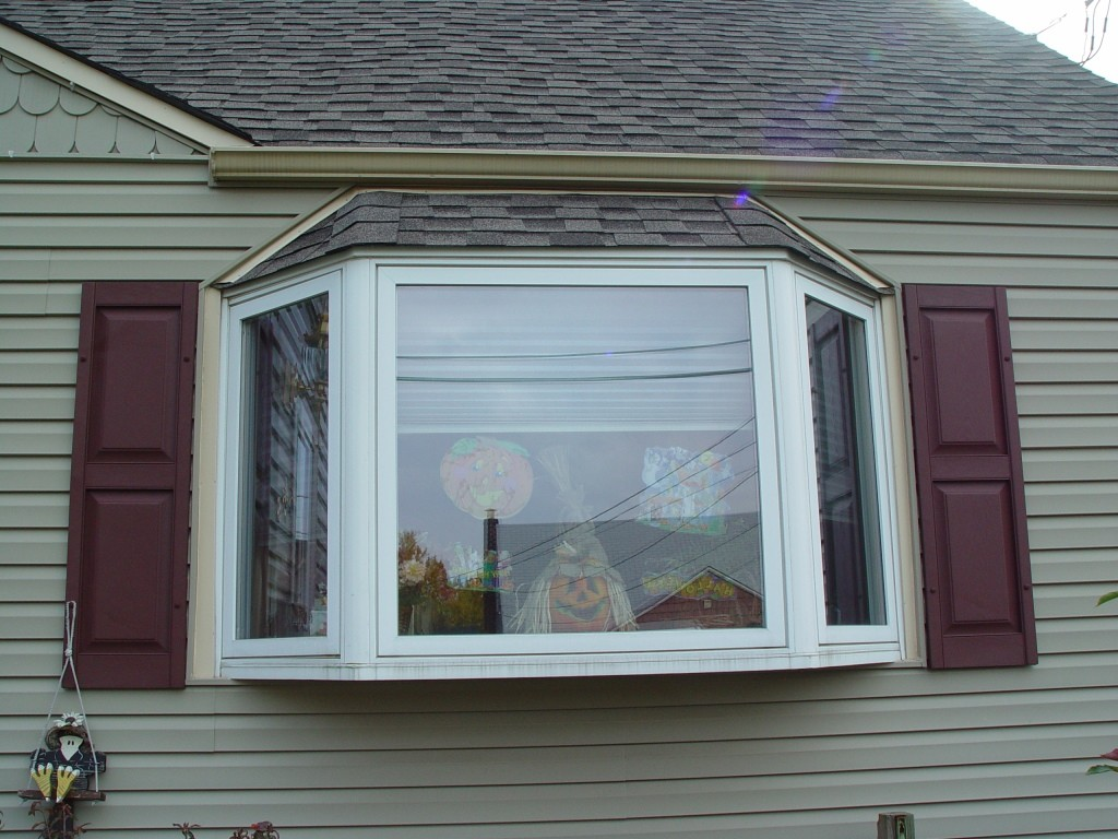 The Difference Between a Bow and Bay Window