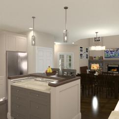 Kitchen And Bathroom Remodel Dual Trash Can Monmouth County Design