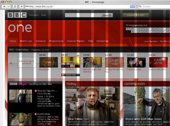 A new global visual language for the BBC's digital services