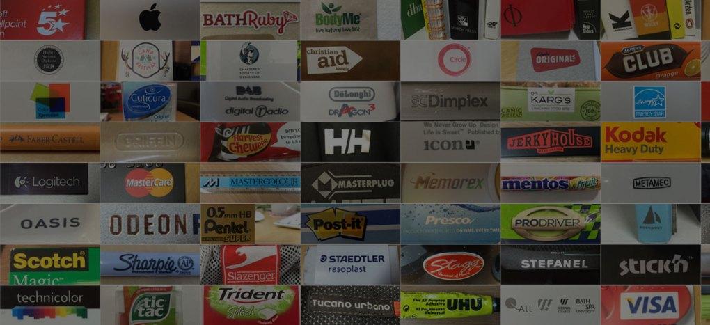 67 logo designs in 67 seconds