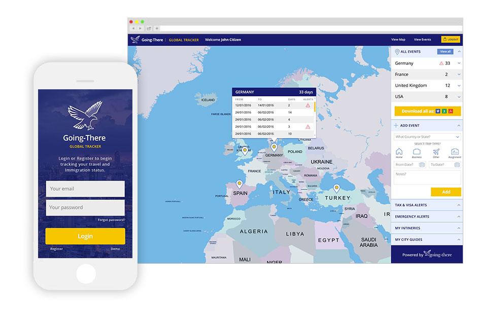 GT Global Tracker