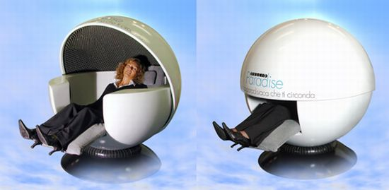 Coolest Sleeping pods for some serious napping job  BERWELL