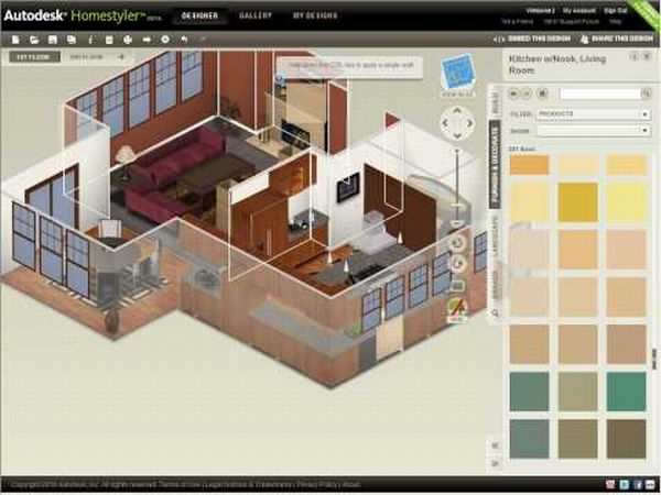 10 Best Interior Design Software Or Tools On The Web UX UI