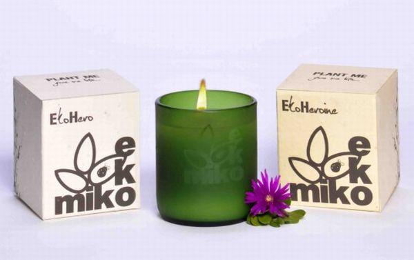 EkoMiko candles