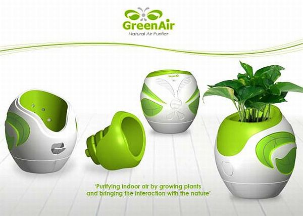 GreenAir planter