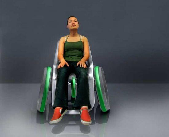 hubless wheelchair jTXJY 58