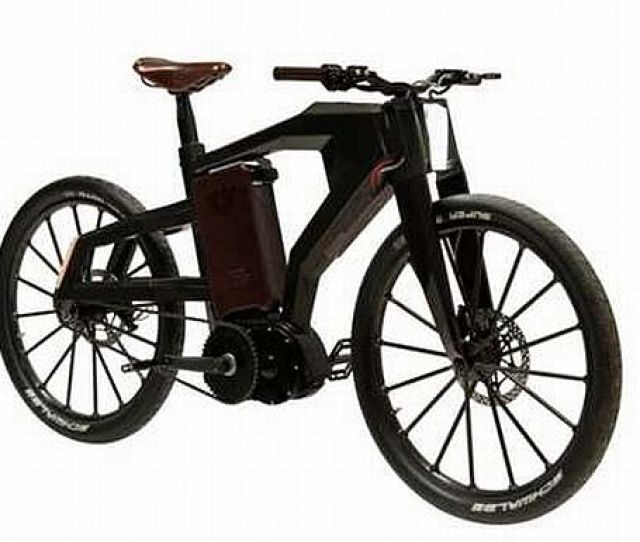 The Fastest Electric Bike Photos