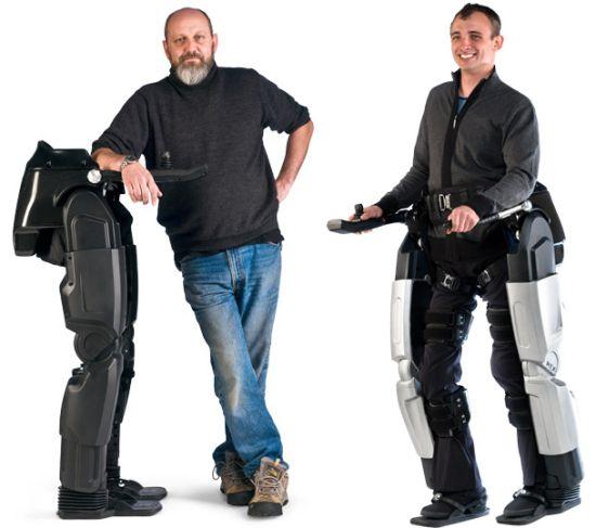 rex the robotic exoskeleton1