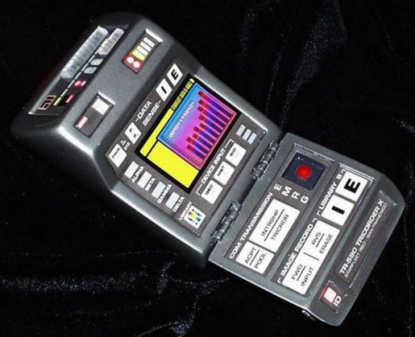 Star Trek inspired gadget