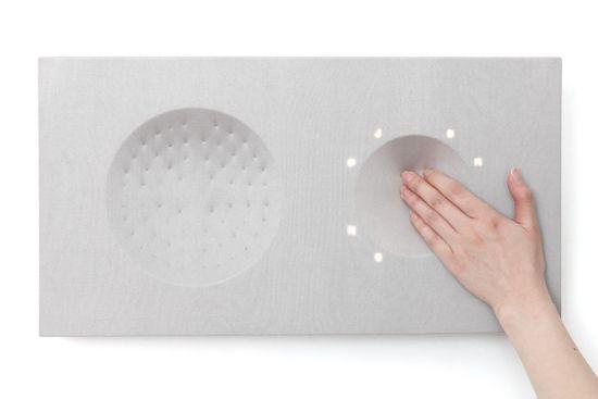 Tangible Textural Interface