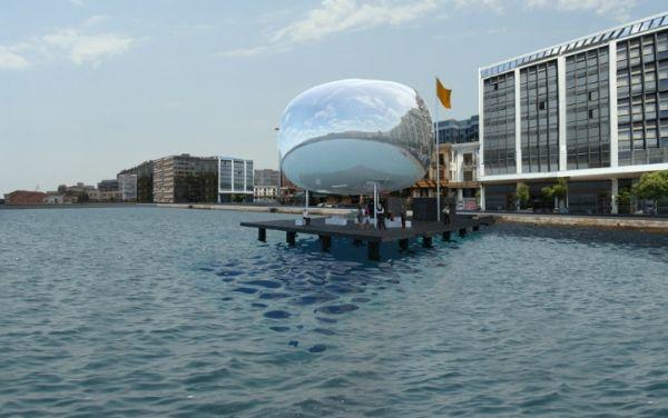 Thessaloniki Piers Pavilion