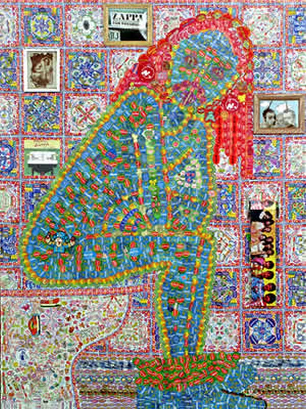 barry-snyder-fruit-sticker-collage