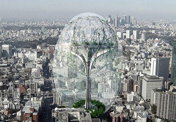 Climatology Tower