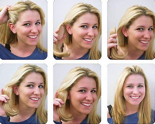 fake hair earmuffs