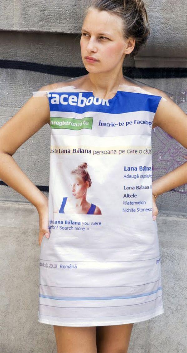 Facebook Dress 2