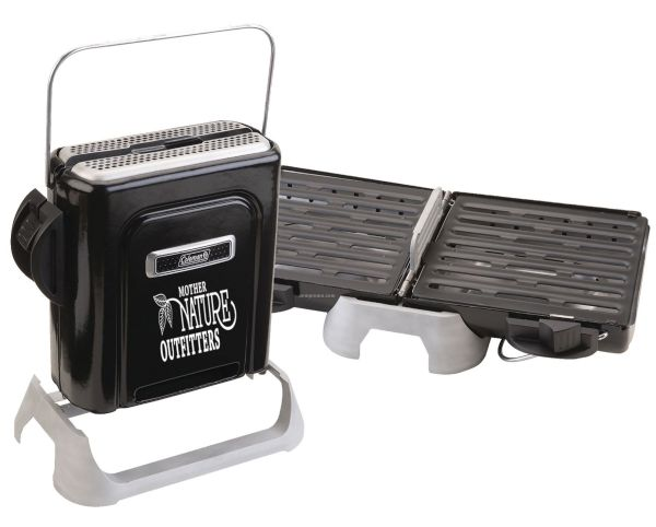 Fold and Go Portable Charcoal Grill