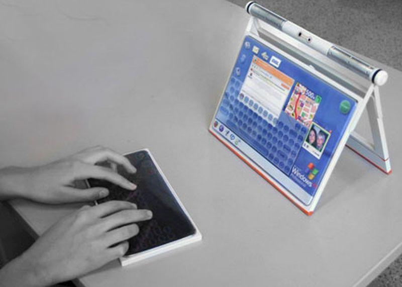 Cario laptop design