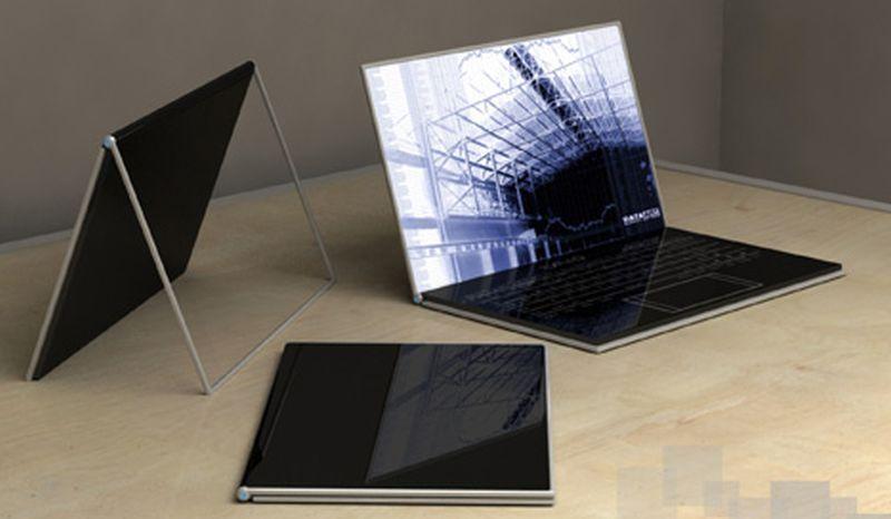 Vaio Zoom design laptop design