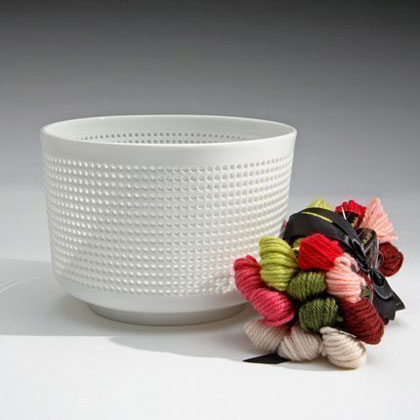 Ceramiche interattive le Panier Perc di Industreal  DesignBuzzit
