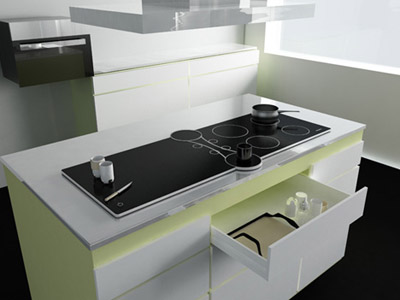 La cucina avveniristica di Miele  DesignBuzzit