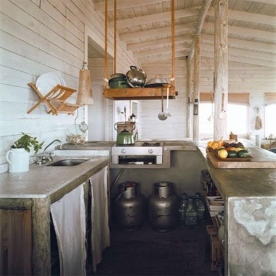 Idee per arredare una cucina piccola  DesignBuzzit
