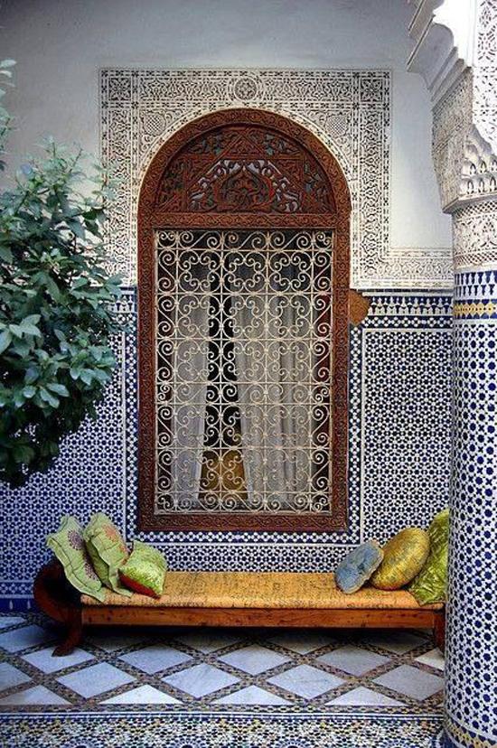 Idee decor ispirazione Marocco  DesignBuzzit