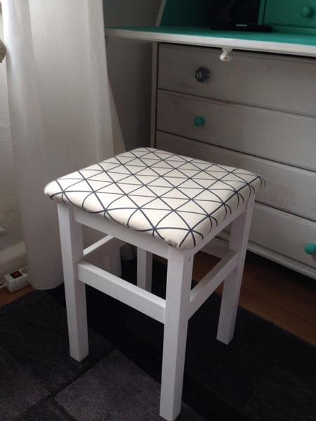 Idee decor come usare lo sgabello Oddvar Ikea  DesignBuzzit