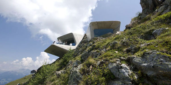museomessnerzahahadid  DesignBuzzit
