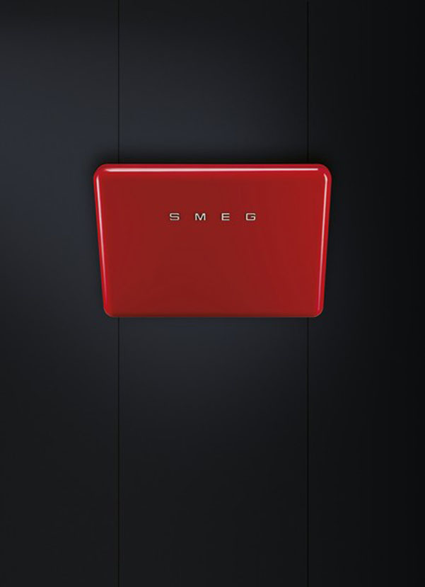 Cappa Sliding Door di Smeg  DesignBuzzit