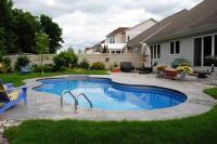 Backyard Pool  Building and Maintenance Costs
