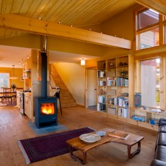 Living Room Designs With Wood Stove Corner Cabinets Mixing Old And New Integrating A Modern Into Rustic Home