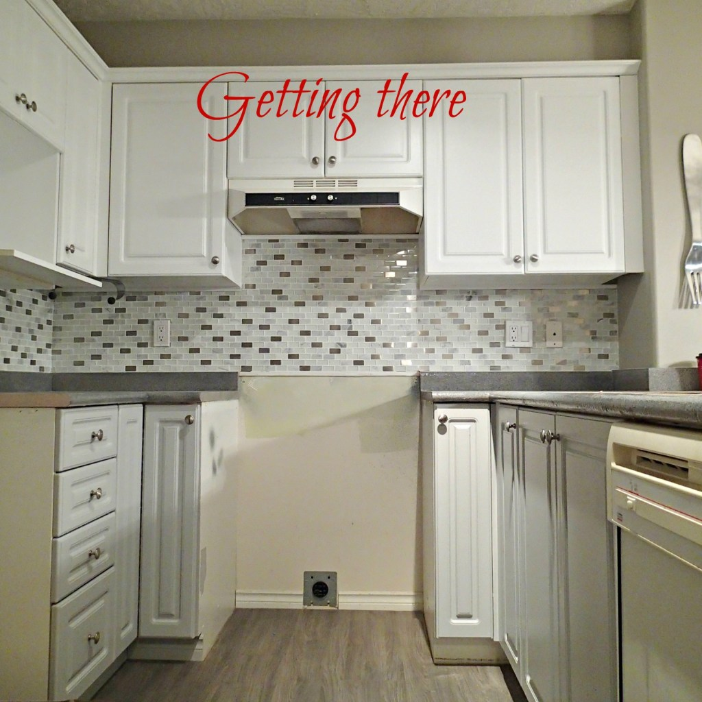 kitchen makeover, kitchen update, condo reno, Greg's condo