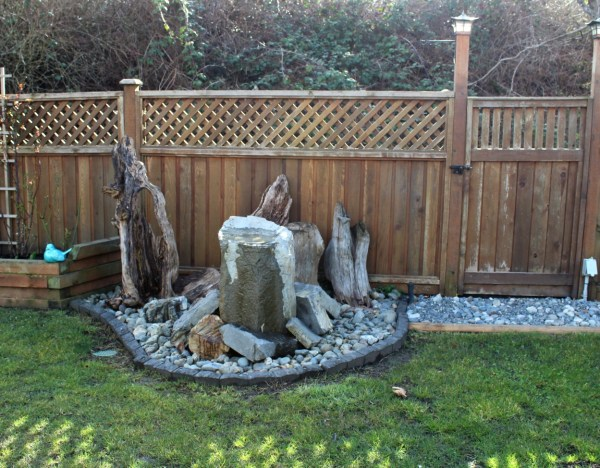 yard reveal week 6 of the yard transformation challenge #yardtranformations2018. before
