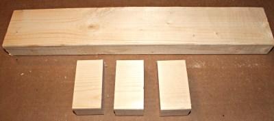 diy shelf risers. Make your own shelf riser using wood