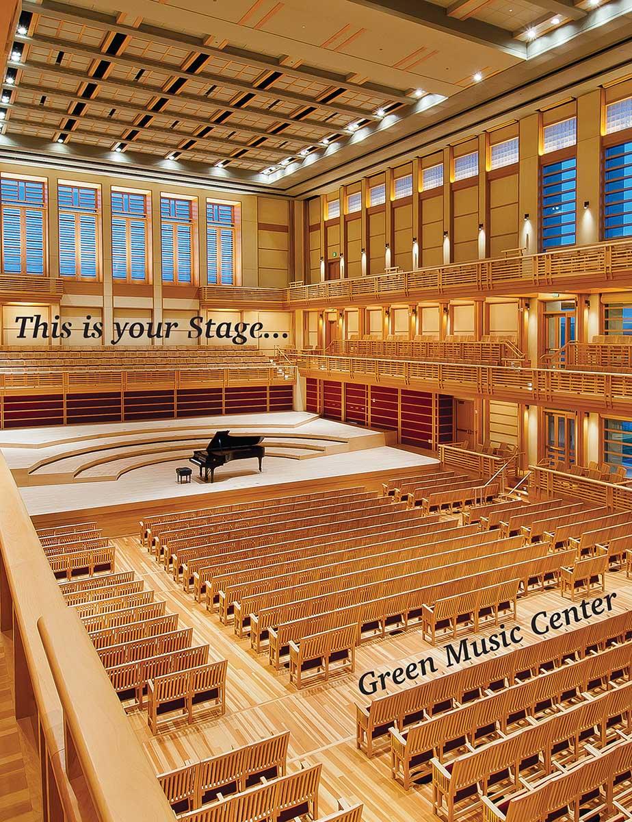 SSU Department of Music + SSALI Brochure