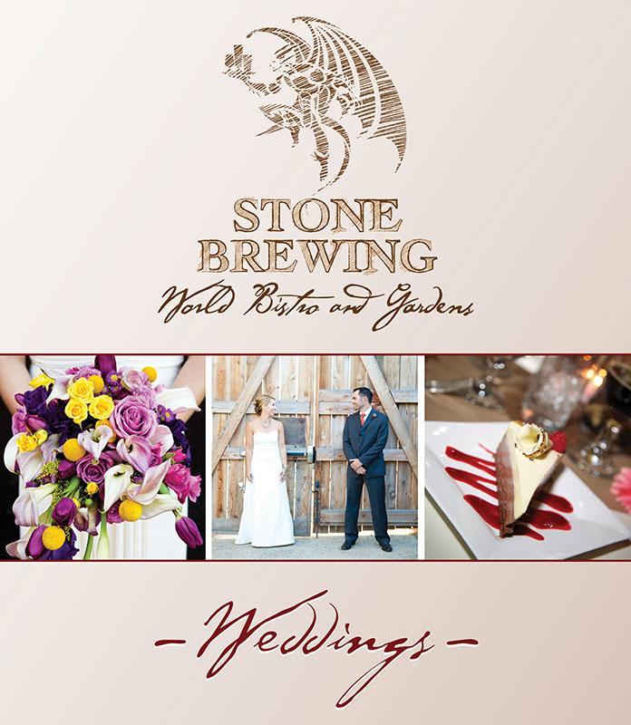Stone Weddings Brochure
