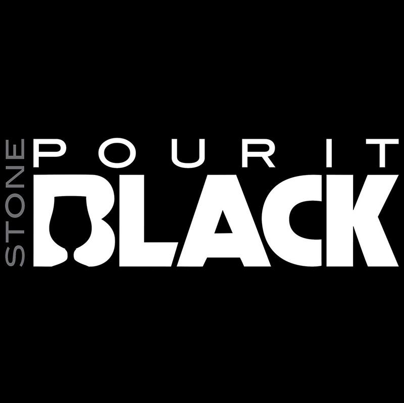 Pour It Black Logo
