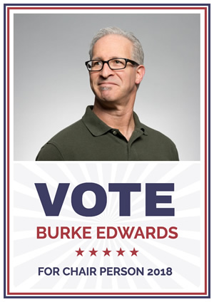 free election poster designs
