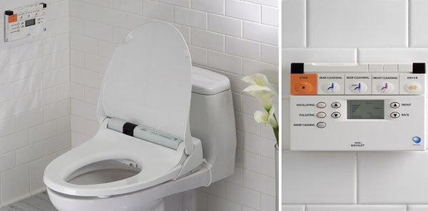 Japans Toilet en de.. Verwarmde WC Bril