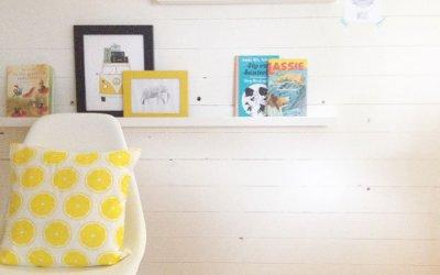 De babykamer – Update 1
