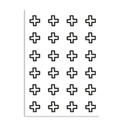 plus-sign-hand-drawn-blank